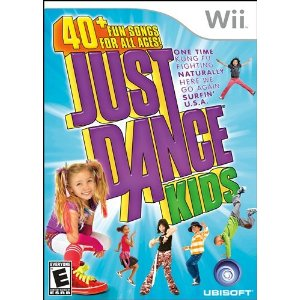 Zumba Ddr Just Dance Kids Eas Active 2 And Jillian Get